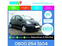 Toyota Aygo 1.0 Black 5dr / finance available