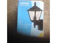 Home base security light mini lantern 4 with PIR