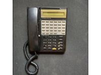 Panasonic Retro/Vintage Phone System with three handsets