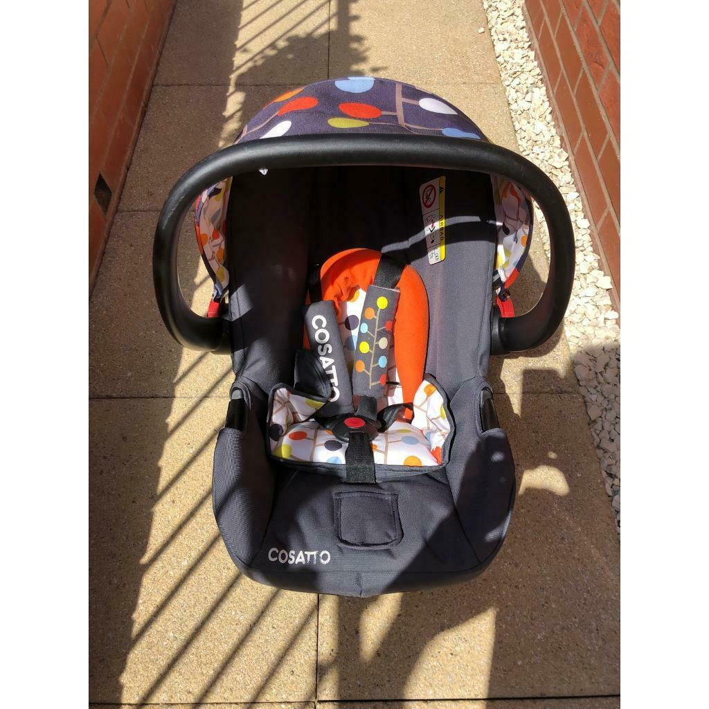 Baby car seat | in Leicester, Leicestershire | Gumtree