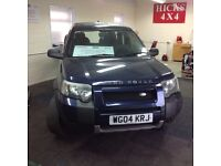 Freelander,Save £500.00 now only 1995.00 new clutch just been fitted.