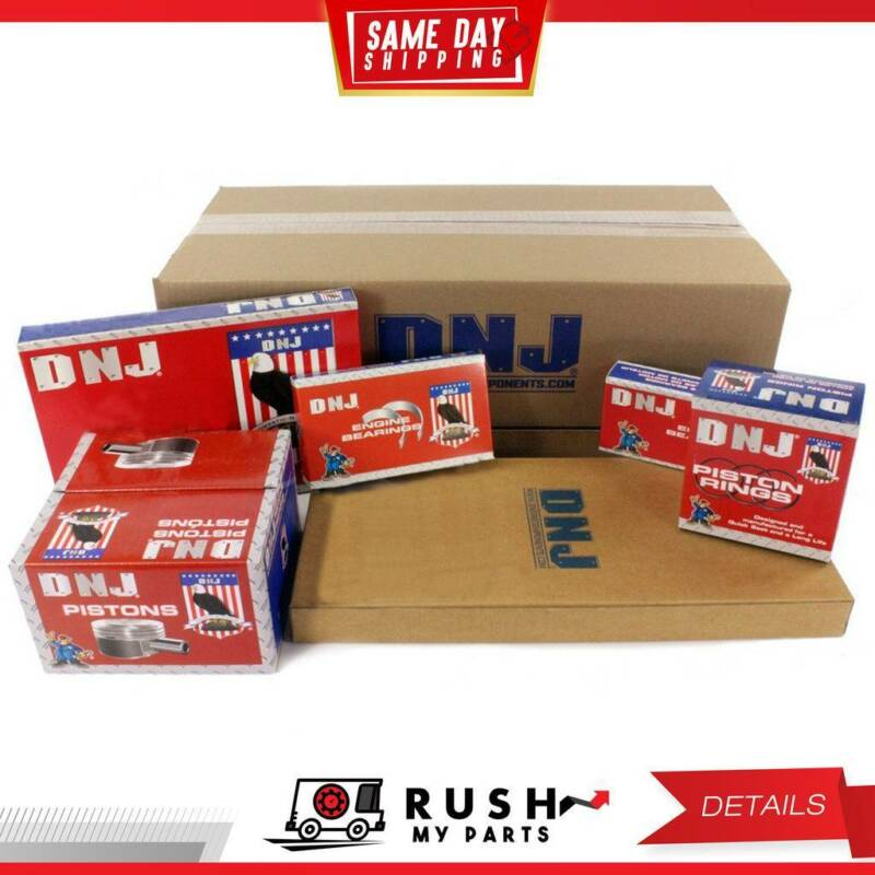 Dnj Ek664 Engine Rebuild Kit For 09-04 Nissan 3.8l Vr38dett