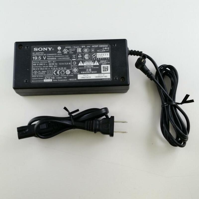 Genuine Sony ACDP-085E0219.5V AC Power Supply Adapter KDL-40W600B KDL-48W600B