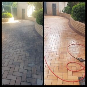 High Pressure Cleaning, Sydney wide