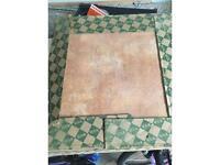 Ceramic floor tiles £10