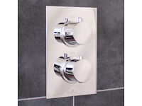 Shower mixer Concealed Chrome