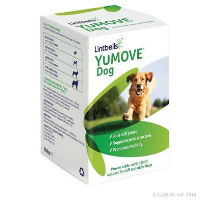 Lintbells YuMOVE Dog Joint Supplement for Stiff and Older Dogs - 60/120