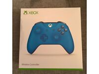 Xbox One Controller S (Blue) Brand New & Sealed