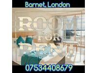Double bedroom High Barnet 07534408679