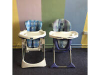 Baby Feeding Chairs | Choice of two both in good clean condition | Graco & Baby Bruin