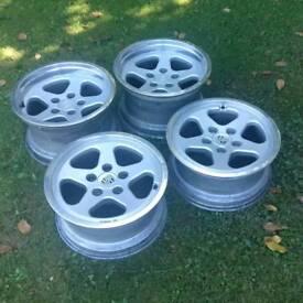 Ruf Porsche wheels