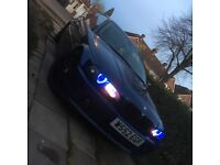 BMW 318 CI ANGEL EYES HALO LIGHTS M SPORTS ALLOYS LEATHER SONY MP3 L.E.D LIGHTS SPORTS EXHAUST TINTS
