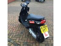 50cc Yamaha Moped