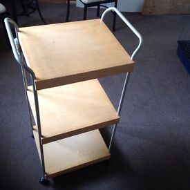 Ikea Shelf trolley Unit