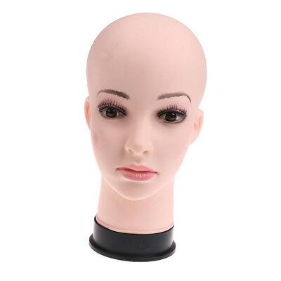 11 Female Styrofoam Mannequin Manikin Head Model Wigs Cap Display Stand