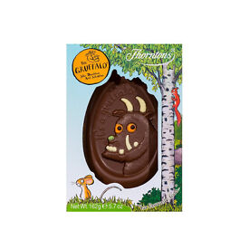 easter eggs Thorntons Gruffalo Egg, 162 g (Pack of 4) dated 31/01/2018 amazon £24 only £8