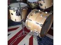 Gretsch vintage Jasper USA drum kit