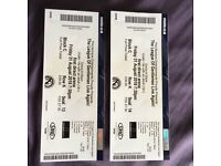 2x League of Gentlemen tickets, Leeds 31st August