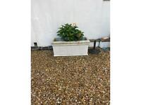 Large Garden Rectangular Pot