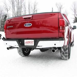 www.Motorwise.ca | MBRP Installer Series Catback Exhaust System | 2015 to 2019 Ford F-150 5.0L