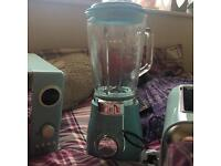 Duck egg blue blender