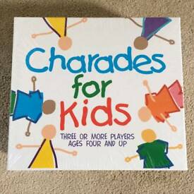 Charades for Kids.
