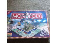 Cornwall Edition Monopoly game