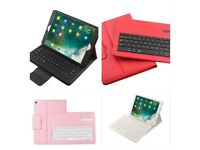 NEW WIRELESS BLUETOOTH KEYBOARD LEATHER CASE COVER FOR IPAD PRO 10.5