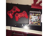 PLAY STATION 3 SLIM FOR ONLY £80, comes with games and 2 controllers