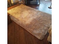 Dunelm mill 15p x 240 champagne opulence rug