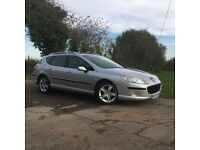 Peugeot 407 S/W estate 136 2.0hdi auto-with great spec