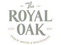 Part Time Bar Staff needed in The Royal Oak on Gloucester Rd