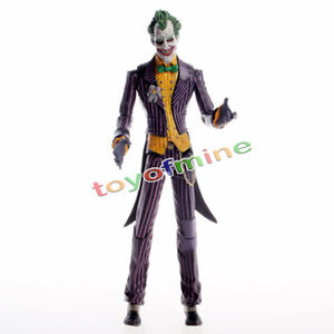 Hot Fun Arkham Asylum Batman Series The Joker City Play Statue Action Figure