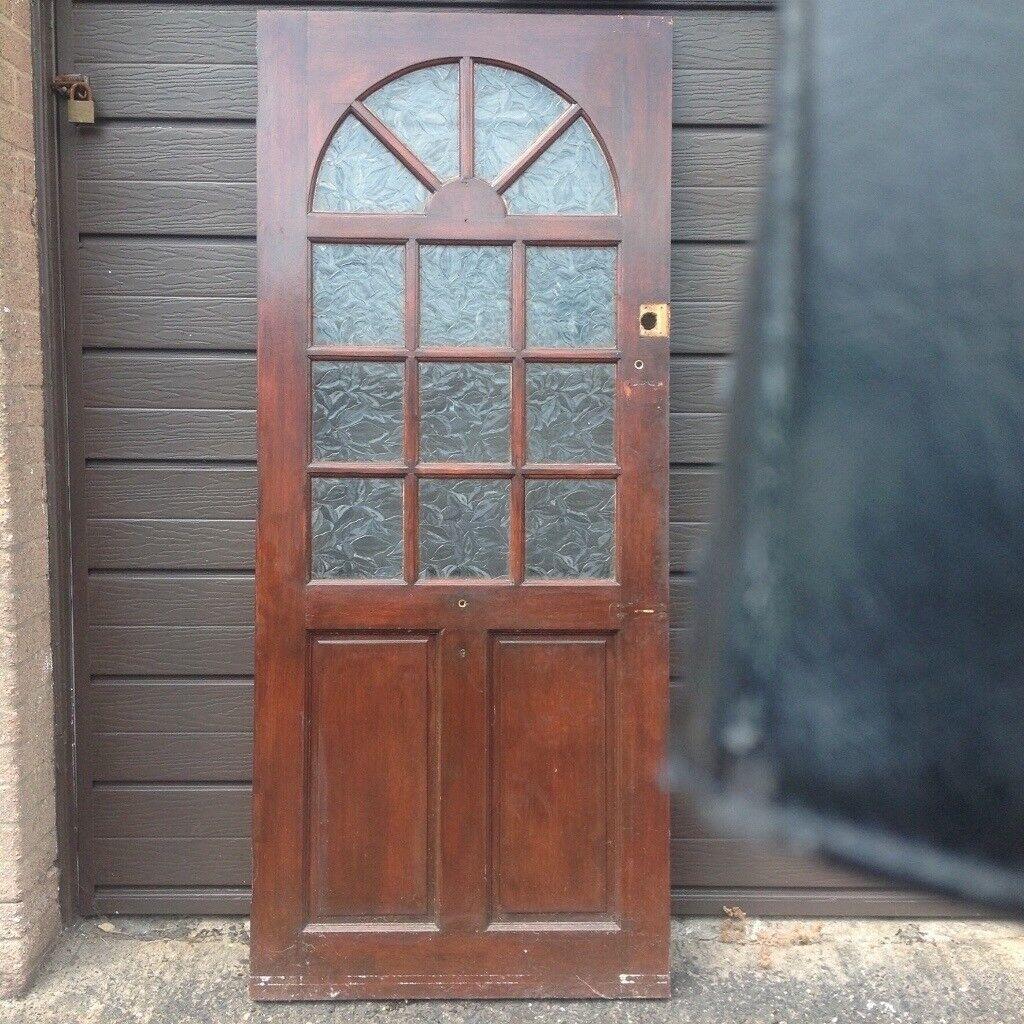 Exterior Wooden Door In Dundonald Belfast Gumtree
