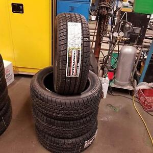 SET OF 4 NEW TIRE P195/55R15