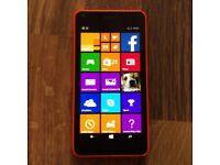 Microsoft Lumia 640 LTE - 8GB - (Unlocked) Smartphone Excellent Condition