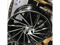 Mercedes A B C CL CLA CLC CLK CLS E S SL SLK class CLK 190 GLA Vito 19 inch alloy wheels
