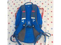 Vango blue switchback25 H20 Rucksack