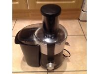 Cookworks juicer. used once.