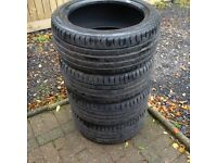 Run Flat Tyres Nexen N8000 225/45 R17 91W