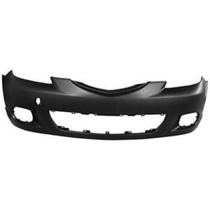 New Painted 2004 2005 2006 Mazda Mazda3 Hatchback Front Bumper