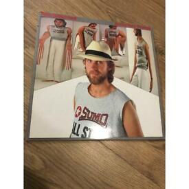 "Mike Rutherford acting very strange 12"" vinyl record album"
