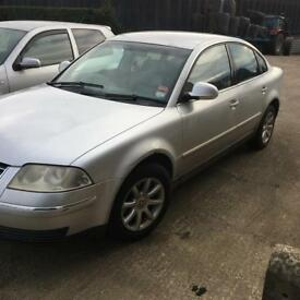 2005 highline passat 130 bhp BREAKING only same as a4