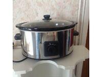 Breville 5.5litre slow cooker