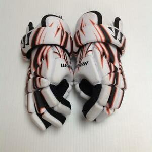 Warrior Tempo Elite II Lacrosse Gloves (X5JCL1)