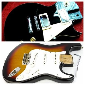Looking for electric guitar bodies for art project