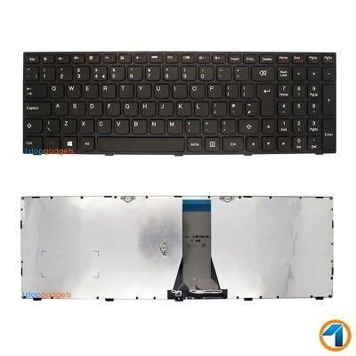 Thinkpad-laptop-tastatur (G50-80 80E501HXUS 80E501J0CF IBM Lenovo Thinkpad Laptop-tastatur UK Schwarz)