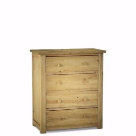 Oakley 4 Drawer chest