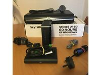 Sky+HD box and Sky Hub router