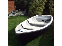 Tender, Fishing Boat